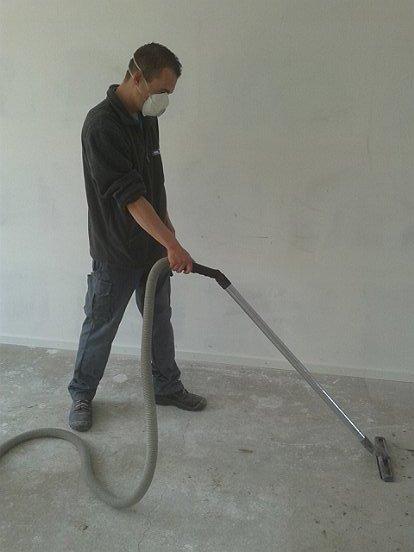 WML Facilitair is ook actief als het gaat om opleveringsschoonmaak bij verbouw en nieuwbouw.