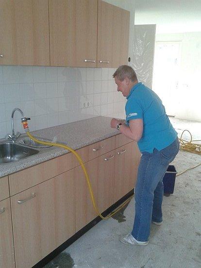 Veertig nieuwe woningen worden schoongemaakt door WML Facilitair.