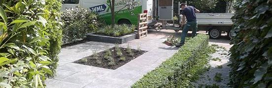 Met deze tuin kunnen onze opdrachtgevers jaren vooruit.