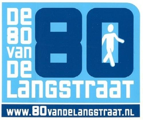 De 80 is ook in 2013 een prachtig wandelspektakel.