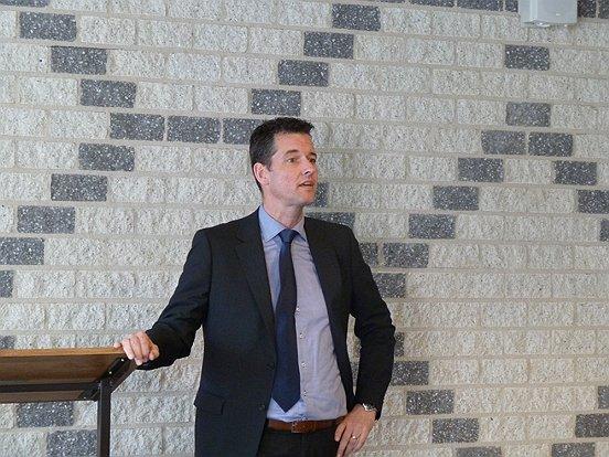 """""""WML Facilitair heeft het meest uitgebreide diploma mogen ontvangen"""", licht Patrick Brom van certificeringsorganisatie Dekra toe."""