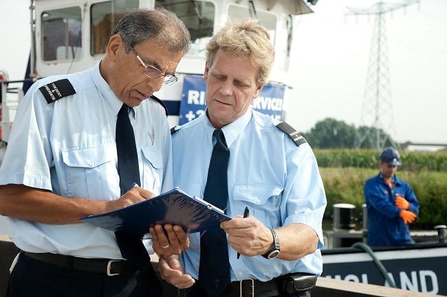 De medewerkers van WML Facilitair beveiliging vormen onze 'sterke arm'.