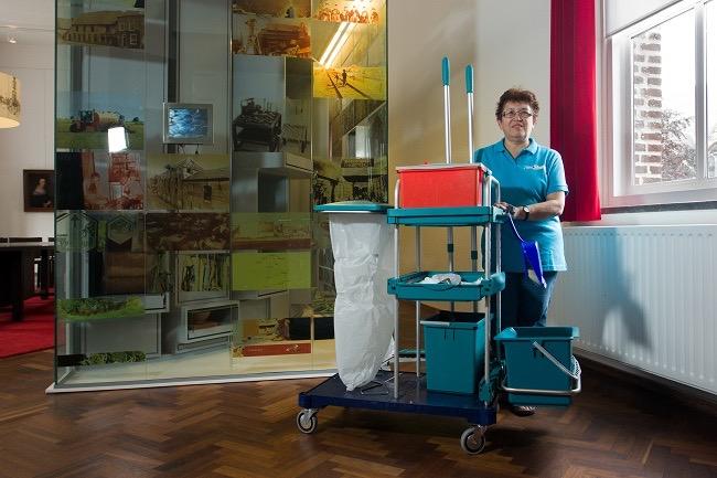 Het is goed toeven in een schone werk- en leefomgeving. WML Facilitair zorgt hier graag voor.
