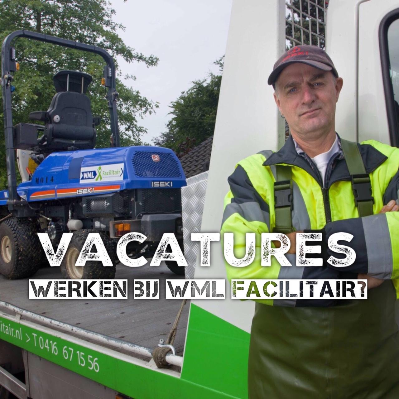Werken bij WML Facilitair?